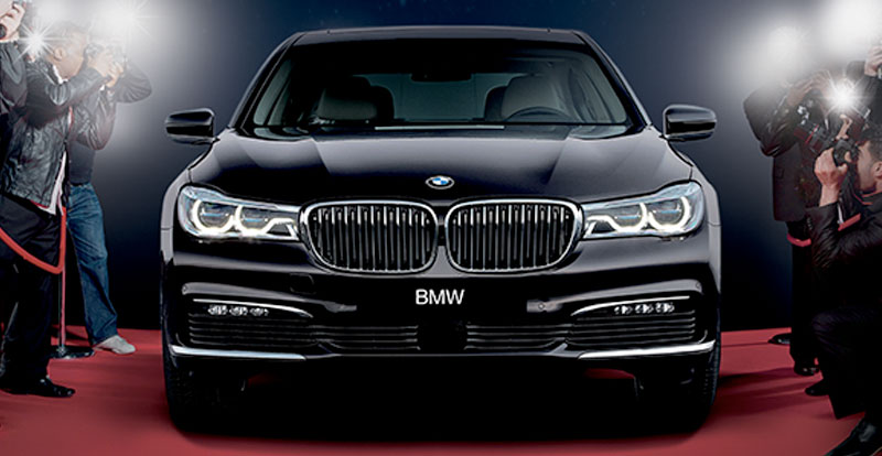 Actu. nationale - BMW Transporteur Officiel du FIFM 2018