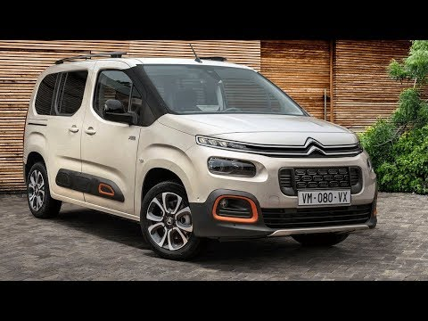 Citroën Berlingo remporte le prix AutoBest 2019