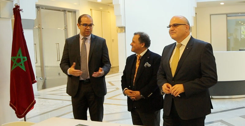 Actu. nationale - Renault Maroc soutient la Fondation Nationale des Musées