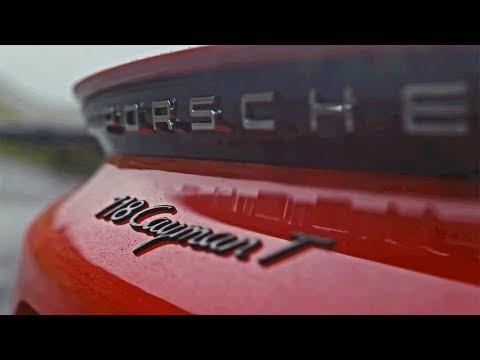 Porsche 718 Boxster et Cayman 2019