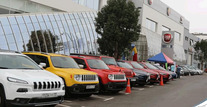 Marché - Record historique pour le Groupe Fiat Chrysler Automobiles au Maroc