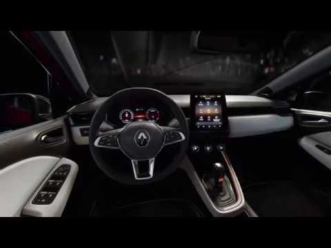 Renault dévoile l'habitacle de sa Clio 5