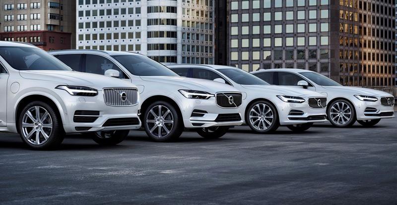 Marché - Nouveau record de ventes mondiales chez Volvo en 2018