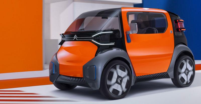 Inédit - Ami One Concept, quand Citroën réinvente la 2 CV !