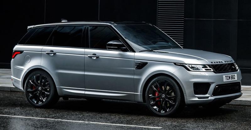 Nouveauté mondiale - Un nouveau 6-cylindres sous le capot du Range Rover Sport HST