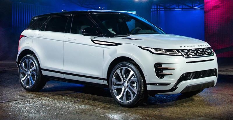 Nouveauté Maroc - Le nouveau Range Rover Evoque bientôt au Maroc