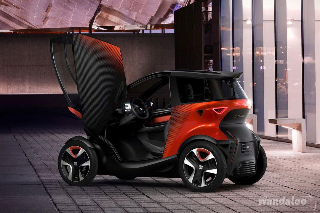 SEAT Minimo Concept 2020