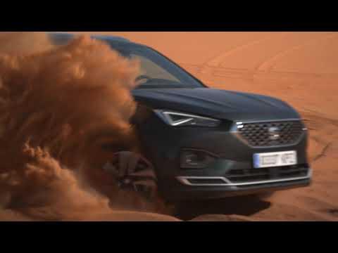 SEAT Tarraco s'aventure dans le désert marocain
