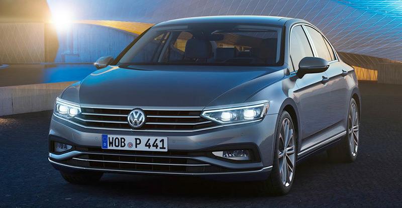 Nouveauté mondiale - Volkswagen Passat annoncée pour Genève 2019