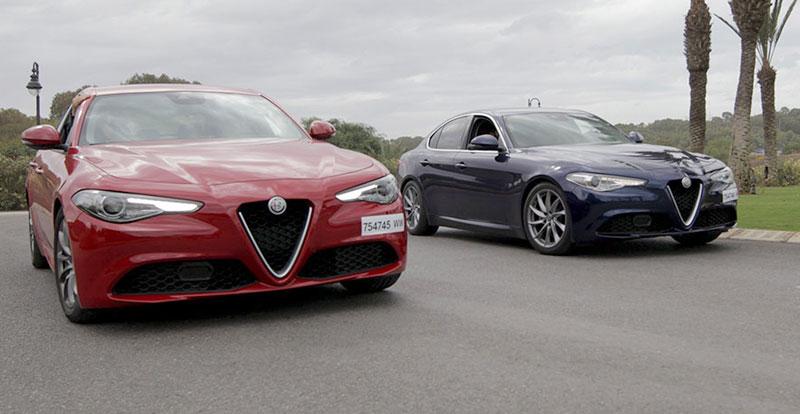 Actu. nationale - L'Alfa Romeo Giulia est la meilleure familiale de l'année 2019 au Maroc