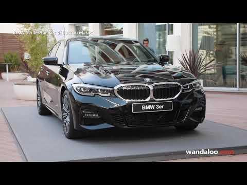 BMW Série 3 Neuve Maroc