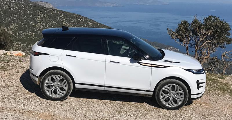 Essai - Nouveau Range Rover Evoque : chic baroudeur !