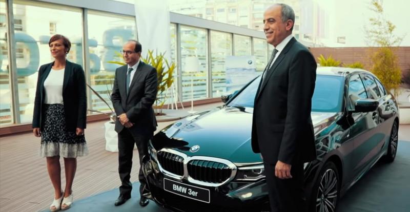 Nouveauté Maroc - BMW introduit sa nouvelle Série 3 au Maroc