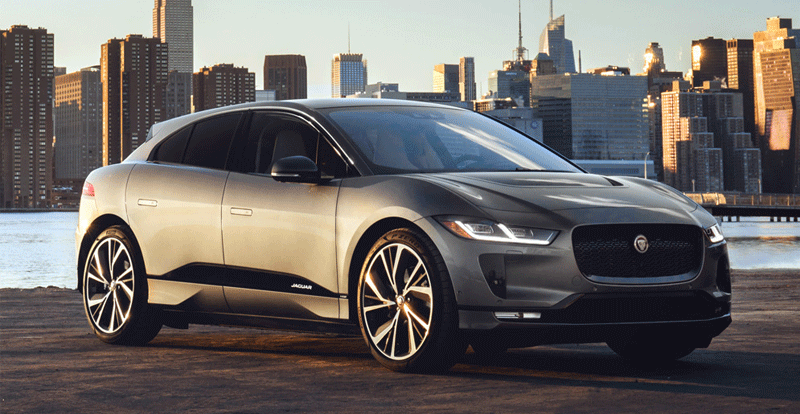 Actu. internationale - Jaguar I-Pace décroche le titre de « World Car of The Year 2019 »