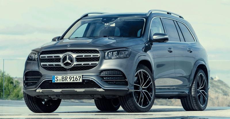 Nouveauté mondiale - Mercedes GLS 2020 : le SUV de la démesure