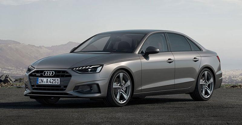 Nouveauté mondiale - L'Audi A4 s'offre un restylage spectaculaire !