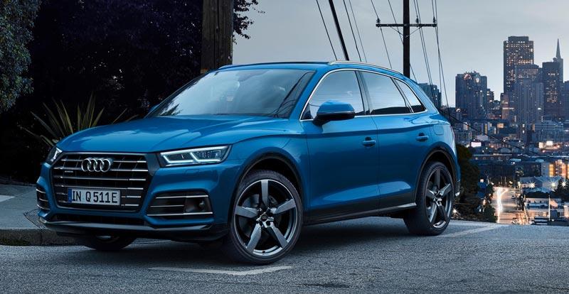 Nouveauté mondiale - Audi présente un Q5 hybride au tempérament sportif !