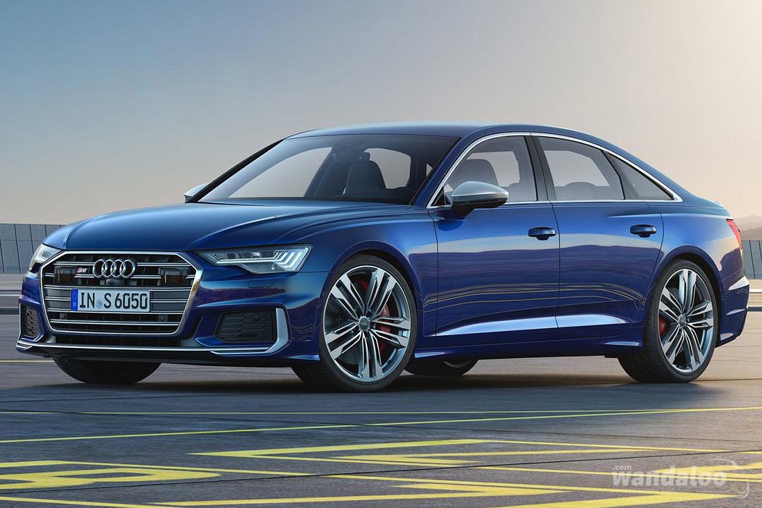 Audi S6 TDI 2020