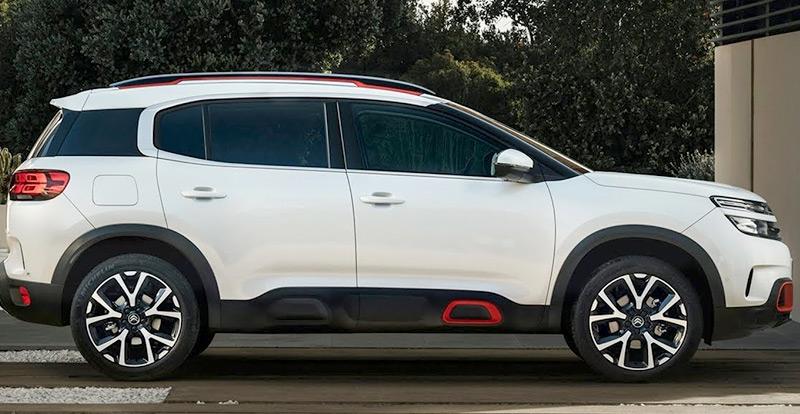 Nouveauté Maroc - Citroën C5 Aircross : un SUV à l'esprit famille développé
