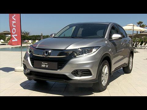 Honda HR-V débarque au Maroc