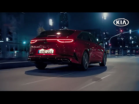 KIA ProCeed 2019 - le spot TV