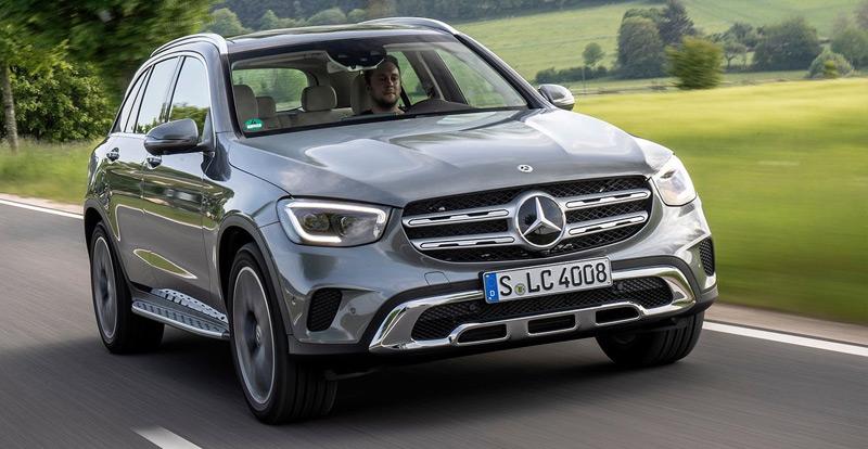 De nouveaux moteurs animent le nouveau Mercedes GLC 2020