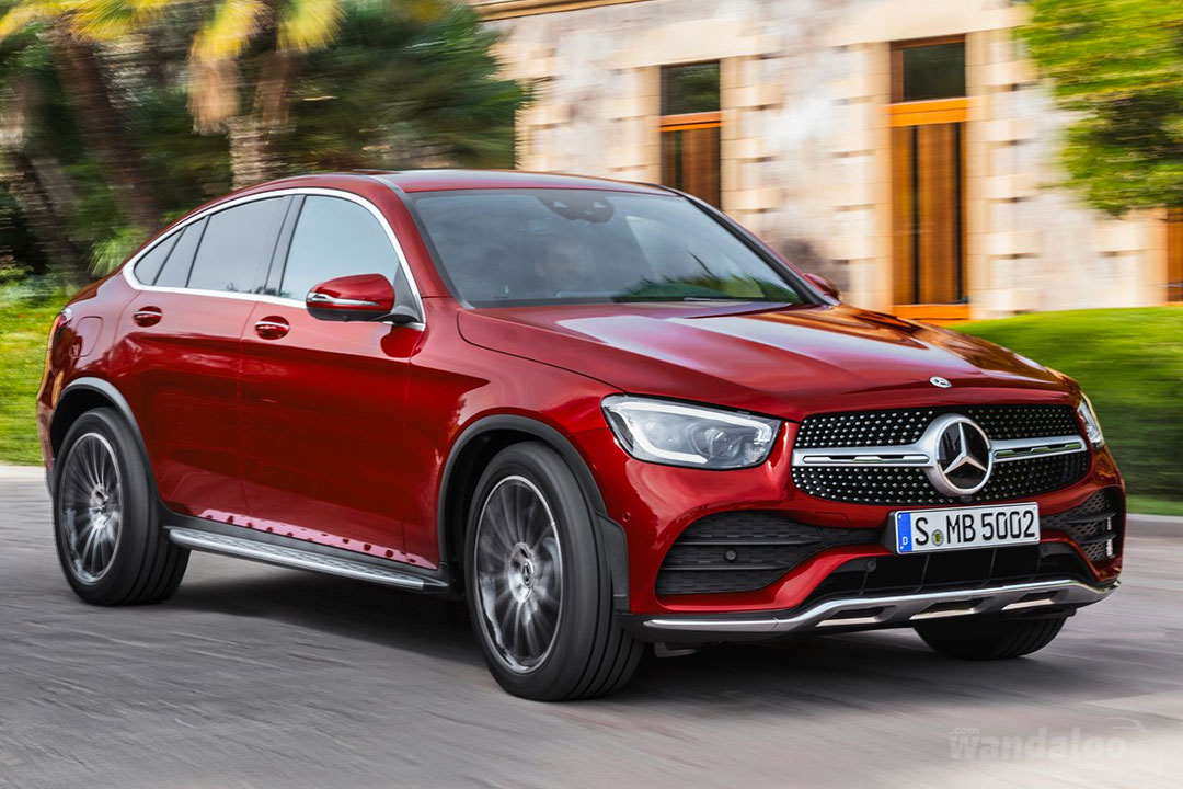 Mercedes GLC Coupe 2020