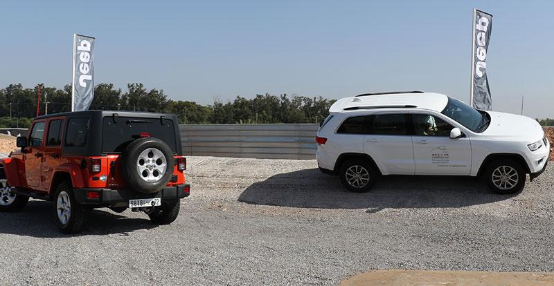 Le MotorVillage de Casablanca se distingue par un terrain dédié pour les essais Off-road !