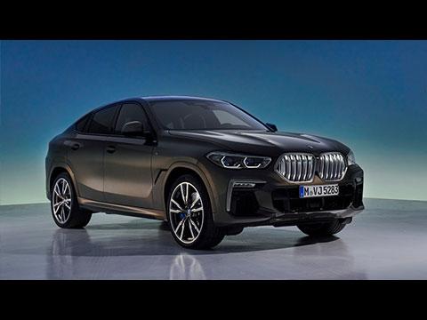 BMW X6 2020 - les premières infos