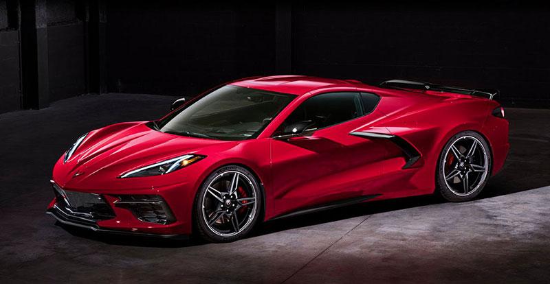 Voici la nouvelle Chevrolet Corvette : On dirait une « bombe latine » !