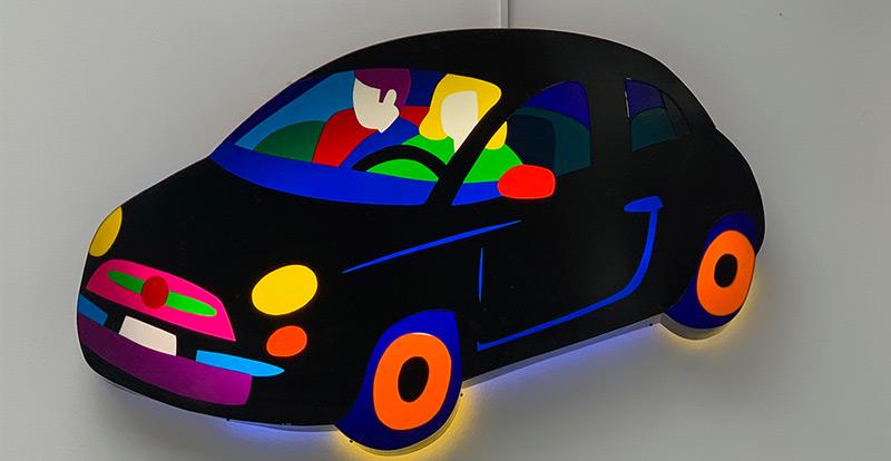 Actu. internationale - La future FIAT 500 électrique en approche !