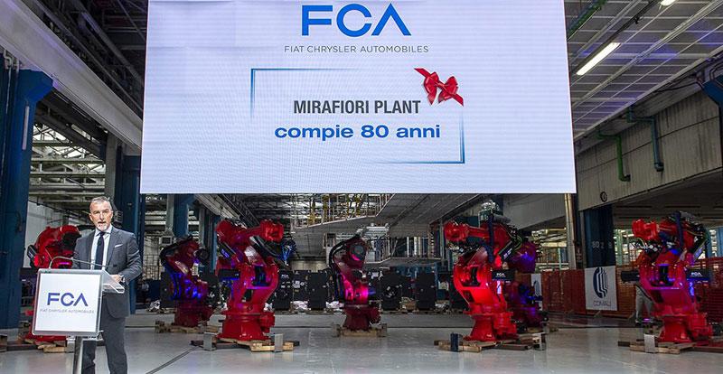 La chaîne d'assemblage dédiée à la prochaine 500 électrique vient d'être inaugurée au sein de l'usine historique de Mirafiori.