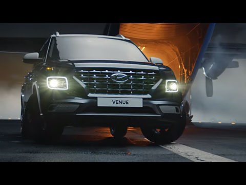 Hyundai VENUE - le spot officiel