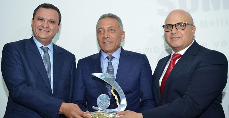 Actu. nationale - La SOMACA distinguée du « Prix National de la Qualité » 2018