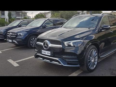 Mercedes lance son nouveau GLE au Maroc