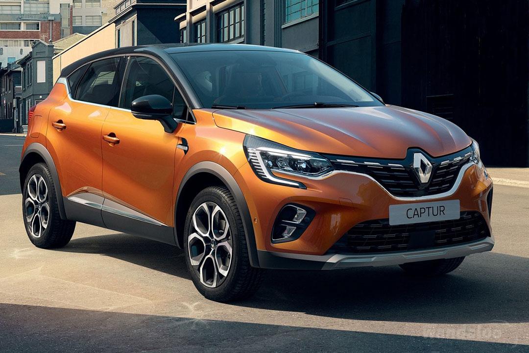 Renault Captur Neuve Maroc