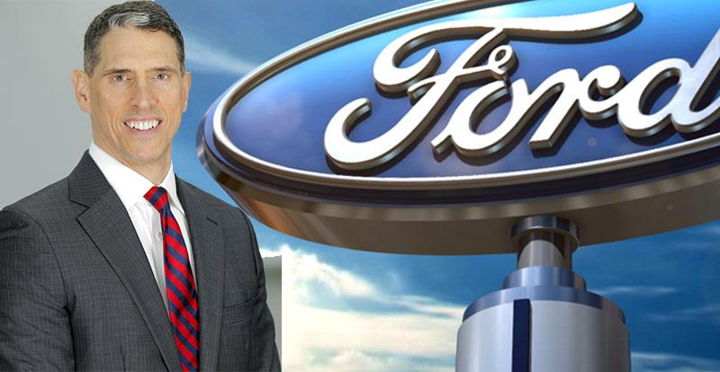 Actu. internationale - Randy Krieger est le nouveau Président des « Marchés Directs » FORD