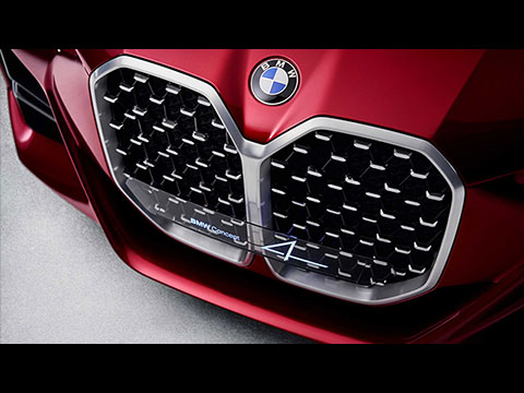 Nouveautés BMW au salon de Francfort 2019