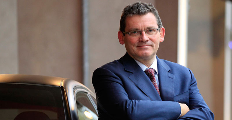 Jean-Christophe Quemard a été nommé à la tête du département qualité du Groupe PSA.