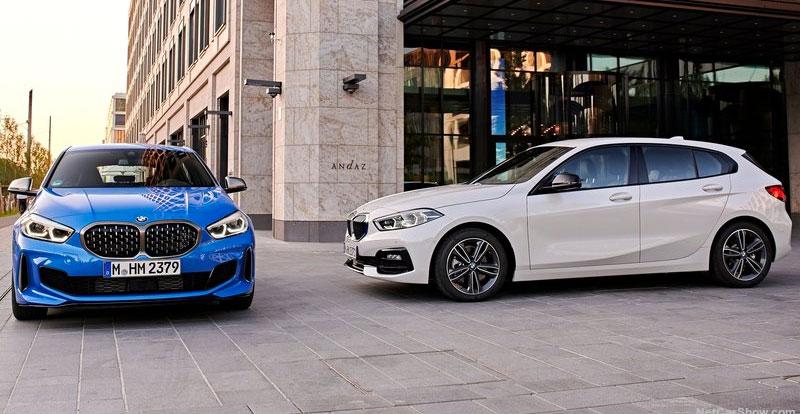 Nouveauté Maroc - La 3ème génération de la BMW Série 1 fait ses débuts au Maroc