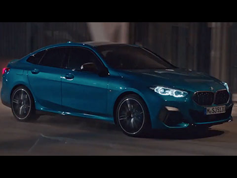 BMW Série 2 Gran Coupé - le film officiel