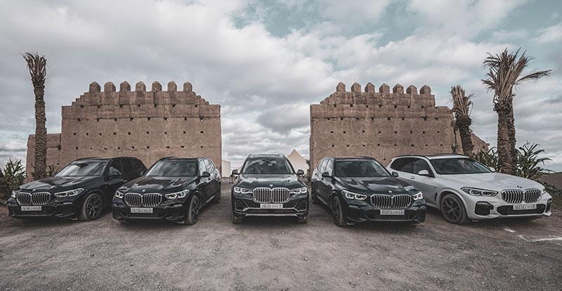Essai - BMW xPerience: la gamme xDrive à l'épreuve du Haut-Atlas