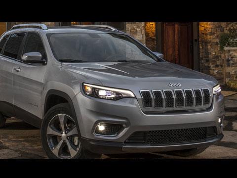 JEEP Cherokee 2019 restylé