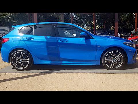 BMW introduit sa nouvelle Série 1 au Maroc