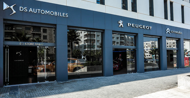 Actu. nationale - SOPRIAM s'offre un showroom «trois en un» à Rabat et dévoile le DS 3 Crossback