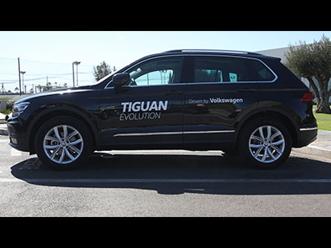 VW Tiguan Evolution arrive au Maroc