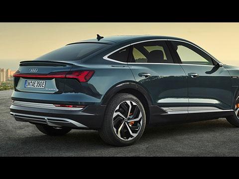 Audi e-tron Sportback 2020 - le film officiel