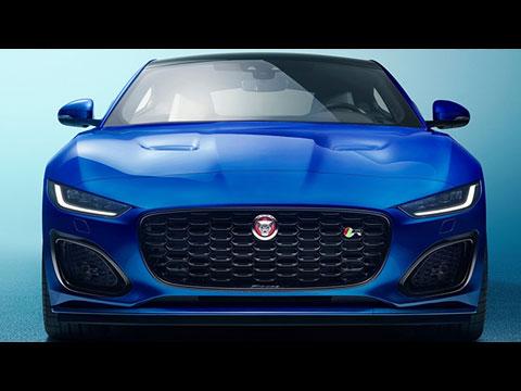 Jaguar F-Type 2021 - les premières infos