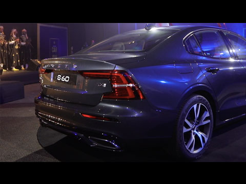 Volvo S60 élue «Car Of the Year» Maroc 2020