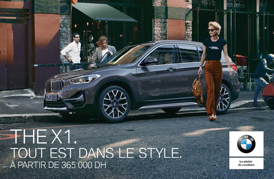 BMW BMW neuve en promotion au Maroc